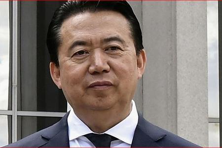 İnterpol prezidenti Men Xunvey istefa verib