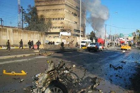 İraqda terrorçu-kamikadze özünü partladıb: 4 ölü