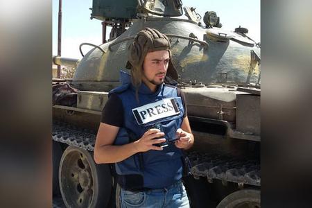 İŞİD jurnalisti öldürdü