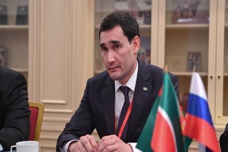 Türkmənistan prezidentinin oğlu nazir müavini təyin edilib
