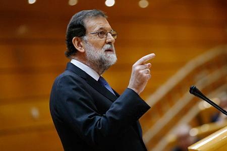 İspaniyanın sabiq baş naziri Rahoy siyasətdən gedəyəni bildirib