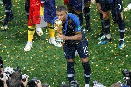 Fransa 20 il sonra dünya çempionu oldu