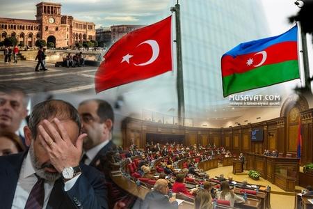 Ermənistan geosiyasi tələdə - Azərbaycan və Türkiyə ilə anlaşmadan...