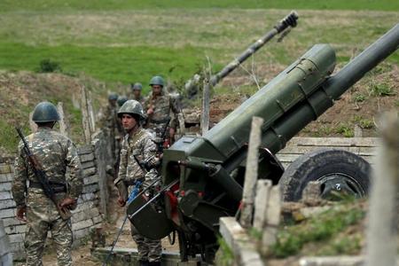 Ermənistan Ordusu işğal altında olan Azərbaycan ərazilərində təlim keçirib