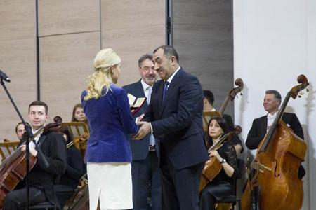Azərbaycanlı heykəltaraş Ukraynanın xalq artisti oldu