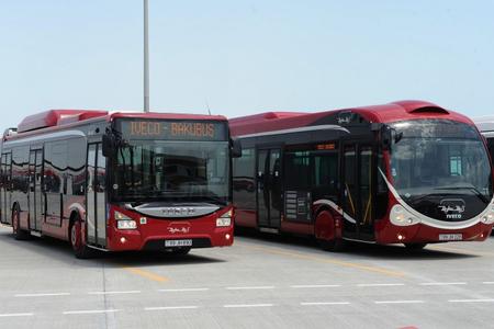 Bakıda bir sıra avtobusların hərəkət intervalında gecikmələr yaranıb