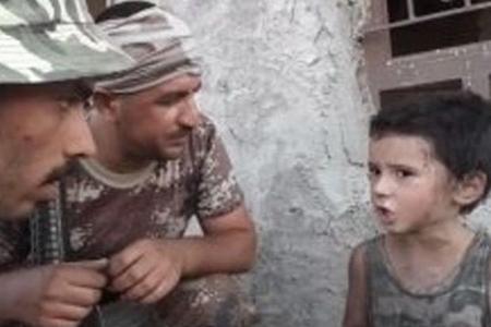 İŞİD-dən xilas edilən Abdullanın qohumları: