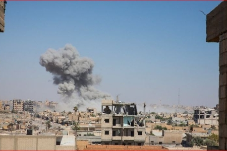 Rəqqa şəhəri terrorçulardan tam azad olunub