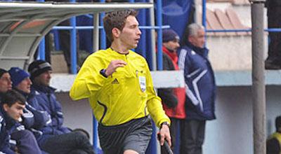 AFFA baş hakimi Azərbaycan çempionatının oyunlarından kənarlaşdırıb