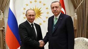 Ankarada Ərdoğanla Putin arasında görüş başlayıb
