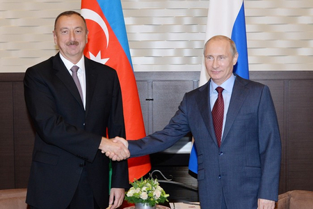 Azərbaycan və Rusiya prezidentləri Moskvada görüşəcəklər