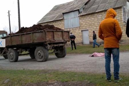 Zaqatalada məktəbdən çıxan şagirdi traktor vuraraq öldürüb