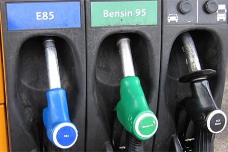 Çexiyada dizel yanacağı benzindən bahadır