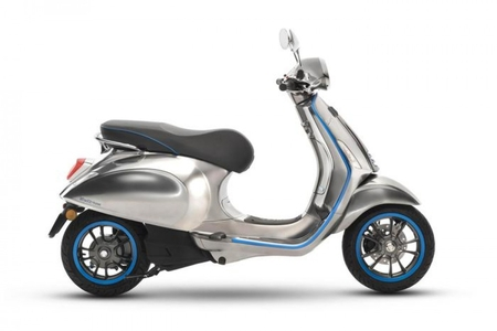 İtaliyada elektriklə işləyən skuter istehsal olunacaq