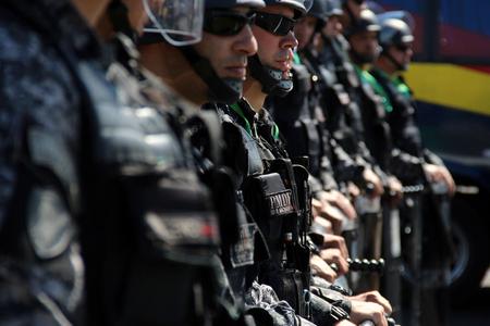 Braziliyada irimiqyaslı xüsusi əməliyyat keçirilib, çox sayda cinayətkar saxlanılıb