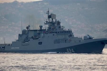 Aralıq dənizi Rusiya və ABŞ-ın hərbi bazasına çevrilib