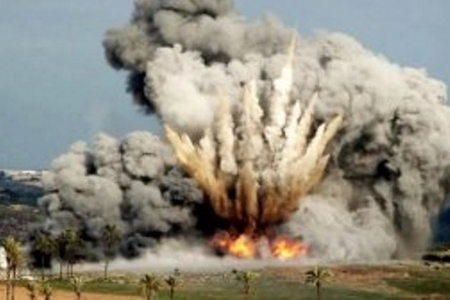 İran hərbi bazasında güclü partlayış olub, azı 20 hərbçi ölüb