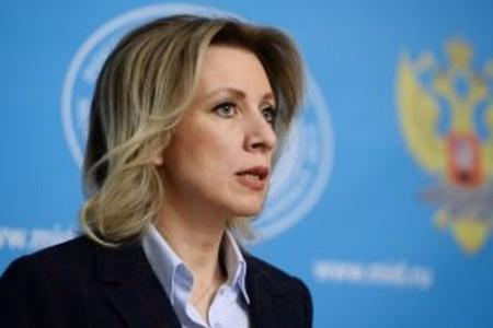 Mariya Zaxarova Rusiyanın Dağlıq Qarabağ münaqişəsinin həlli üzrə mövqeyini açıqladı