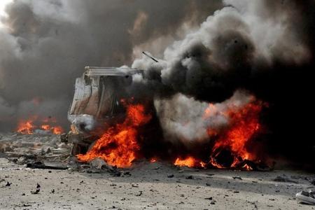 Pakistanda mitinq meydanında partlayış olub, 4 nəfər ölüb, 31 nəfər yaralanıb