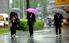 Bakıda yağış yağacaq, şimşək çaxacaq - HAVA PROQNOZU