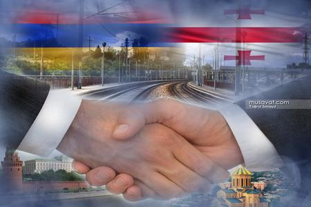 Tiflis Ermənistana dəhliz açır – xəyanət projesi reallaşır