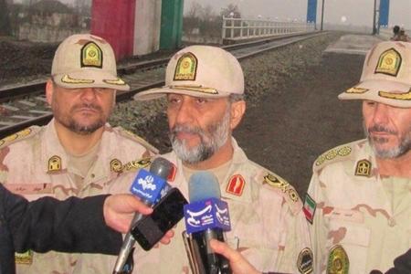 İran-Əfqanistan sərhədində 13 ton narkotik maddə müsadirə edilib