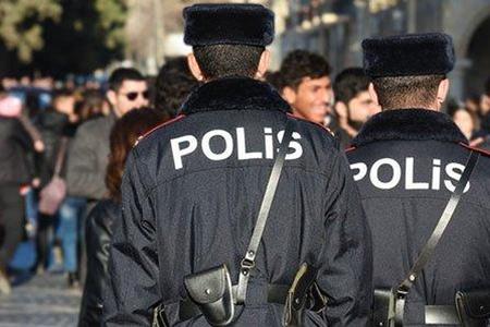 Sumqayıtda polis əməkdaşına hücum olub
