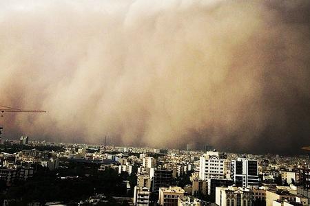 Tufan 120 nəfəri xəstəxanalıq etdi – İranda