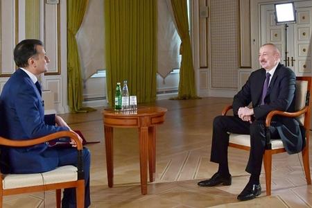 Prezident İlham Əliyevin REAL TV-yə müsahibəsi - TAM VİDEO