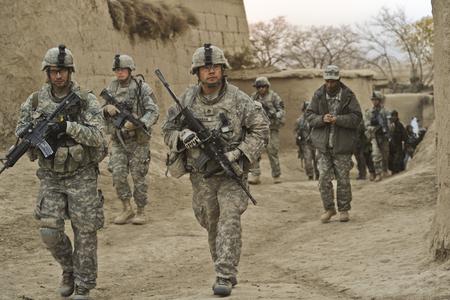 ABŞ İraq, Suriya, Əfqanıstan və Pakistandakı hərbi əməliyyatlara 4,3 trilyon dollar xərcləyib