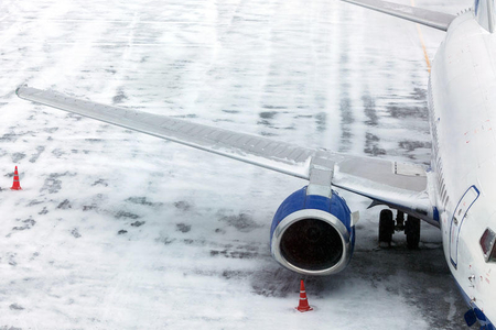 Moskvanın hava limanlarında 17 reys ləğv olunub, 36 reys isə geçikir