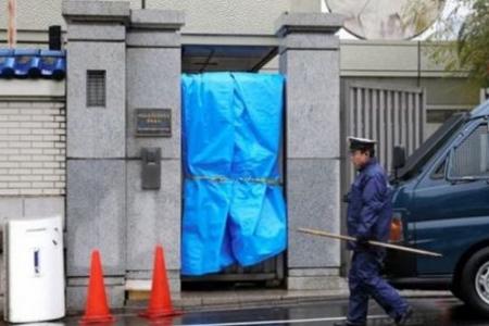 Yaponiya qarışdı: 2 fəal konsulluq binasına atəş açdı