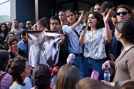 Gürcüstanda yeniyetmələrin qətli ilə bağlı daha bir nəfər saxlanılıb