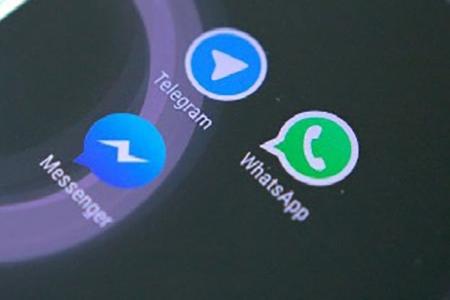 """""""WhatsApp"""", """"Facebook"""" və """"Telegram"""" ən təhlükəli əlavələr siyahısına daxil olub"""