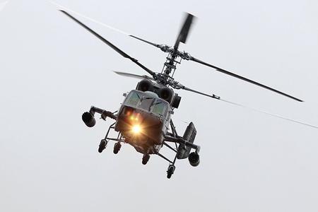 Rusiyada helikopter qəzaya uğrayıb, 1 nəfər ölüb, 3 nəfər yaralanıb
