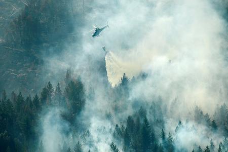 İsveçdə meşə yanğını - Noveç helikopter göndərib, müsəlmanlar yağış duasına çıxacaqlar
