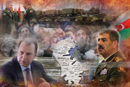Hərbi nazirlərin üçlü Moskva görüşündə mühüm detal: