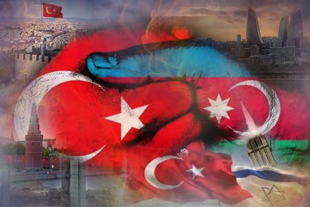 İki dost arasında sıxılan Azərbaycan - çətin seçim
