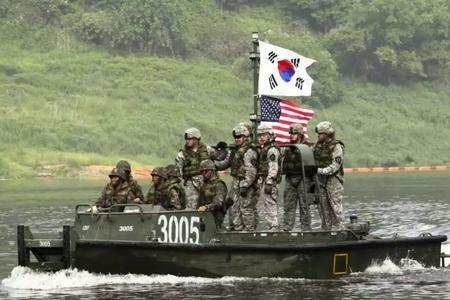 Cənubi Koreya və ABŞ Olimpiada başa çatdıqdan sonra təlimlərə başlayacaq