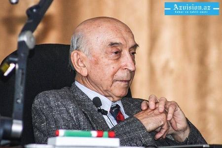 """Lütfi Zadənin vəsiyyəti: """"Məni Azərbaycanda dəfn edin"""""""