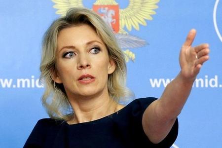 Zaxarova Zaxarçenkonun ölümündə Kiyevi günahlandırdı