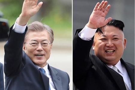 Koreya liderləri yenidən görüşüblər