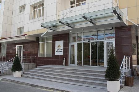 """""""Qafqaz Qəbələ City Hotel""""inin kassiri oteldən 15 min dollar oğurlayıb"""