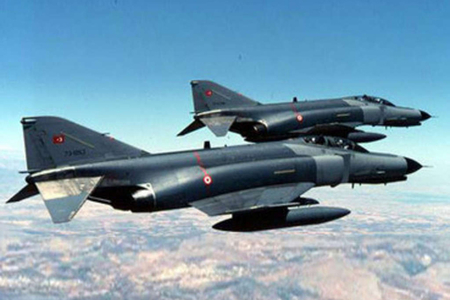 Türkiyə HHQ İraqın şimalında əməliyyat keçirib