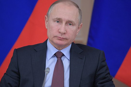 Rusiya prezidenti amerikalı həmkarının tvitlərini oxumadığını bildirib