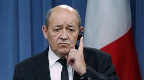 Fransa Qətər üzərindən sanksiyaları götürməyə çağırıb