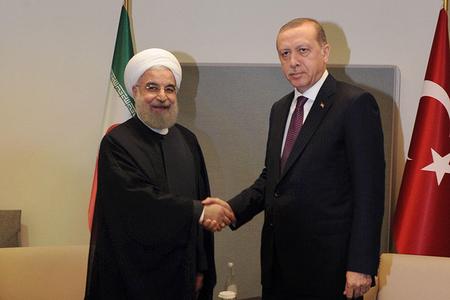 Türkiyə və İran prezidentləri Suriyadakı vəziyyəti müzakirə ediblər