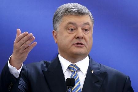 """Poroşenko: """"Ruslar bizdən qisas alırlar"""""""