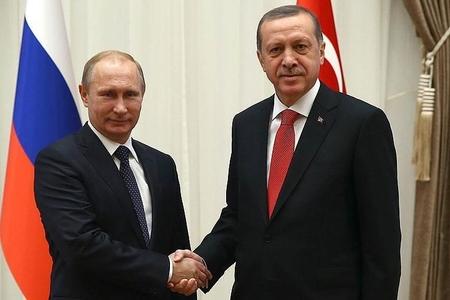 Hamburqda Putinlə Ərdoğan arasında görüş olub