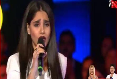 Azərbaycanlı qızdan möhtəşəm performans – Video